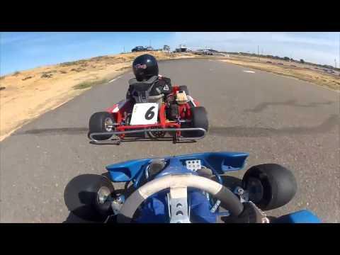 GoPro  Kid Karting