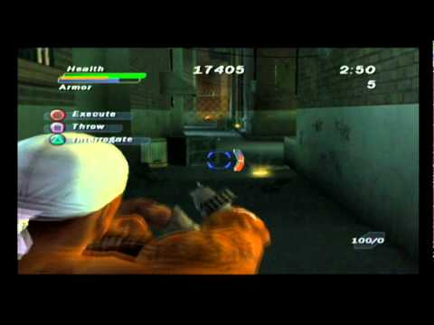 50 Cent Bulletproof Ps2 Gameplay Aurwwe Youtube