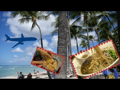 What We Ate Between Japan and Hawaii VEGAN
