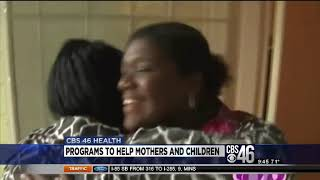 Atlanta CBS 46 Health News features Atlanta Healthy Start Initiative