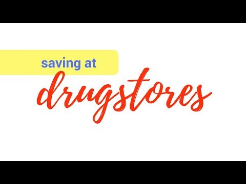Saving at Drugstores + Live Q&A