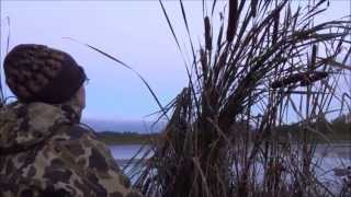 DUCK HUNTING OPENER 2013. THE HUNT. Tradition, Memories, A Great Time.