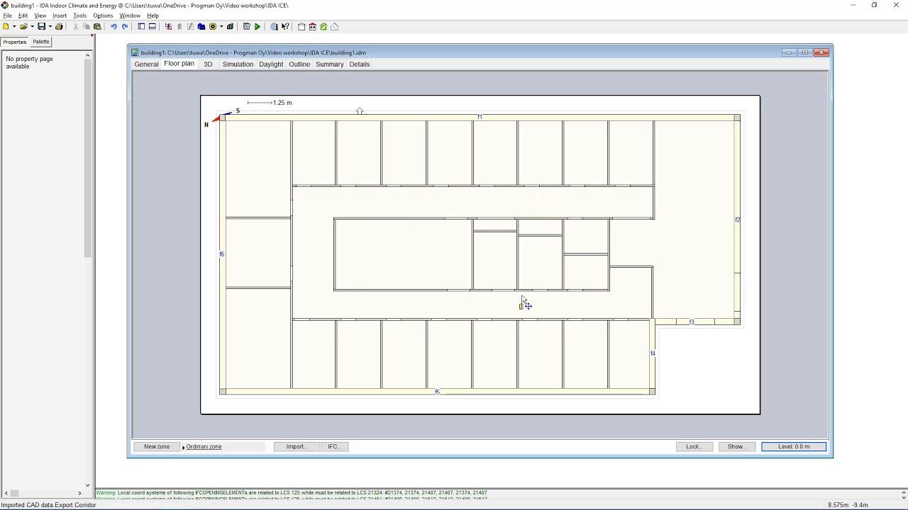 MagiCAD 2019 UR-2 for Revit / BPS Export and Update + IDA ICE Properties