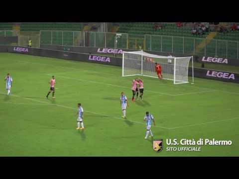 Tim Cup, Palermo-V. Francavilla: gli highlights del primo tempo