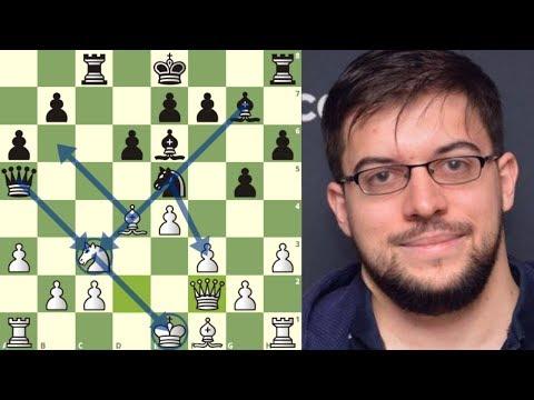 ¡JUEGA LA SICILIANA NAJDORF, Y GANA! (clase magistral): Topalov vs Vachier-Lagrave (GCT, 2019)