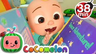 Reading Song + More Nursery Rhymes &amp Kids Songs - CoComelon