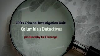 Columbia Police Department Criminal Investigation Unit