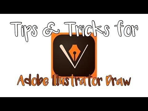 ADOBE DRAW | TIPS & TRICKS