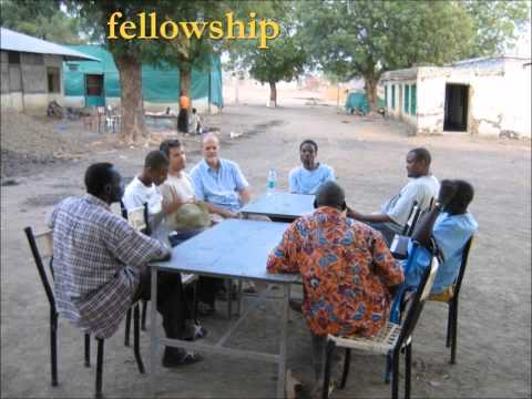 SIM Partnership with Gideon Theological College Sudan 2011