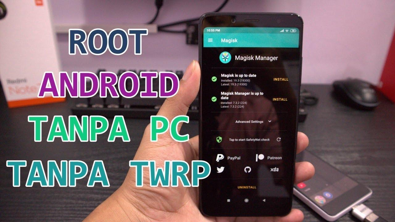Tips Cara Root Hp Android Lewat Hp Lain Tanpa Pc Tanpa Twrp Youtube