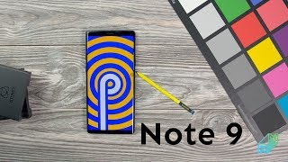 Samsung Galaxy Note 9 Android 9 One UI | Robert Nawrowski