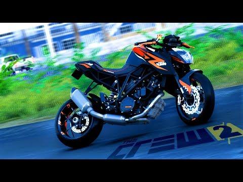 COMPRO IL KTM 1290 R SUPER DUKE - The Crew 2