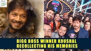 Bigg Boss Winner Koushal Recollecting His Memories With Childrens || Mintleaf Entertainment