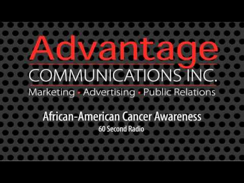 African American Colon Cancer Awareness : 60 second radio