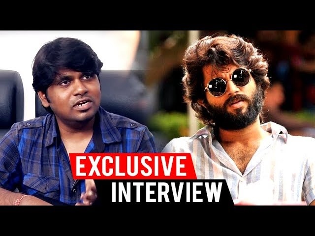 நான் தமிழன் தான் - Arjun Reddy Music Director Radhan First Exclusive Interview