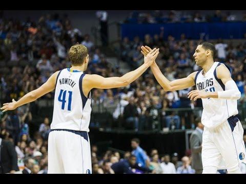 Salah Mejri 2015-2016 Highlights - Dallas Mavericks - Rookie Season