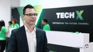 Gambar cover TechX Dicker Data 2019 Highlights Video