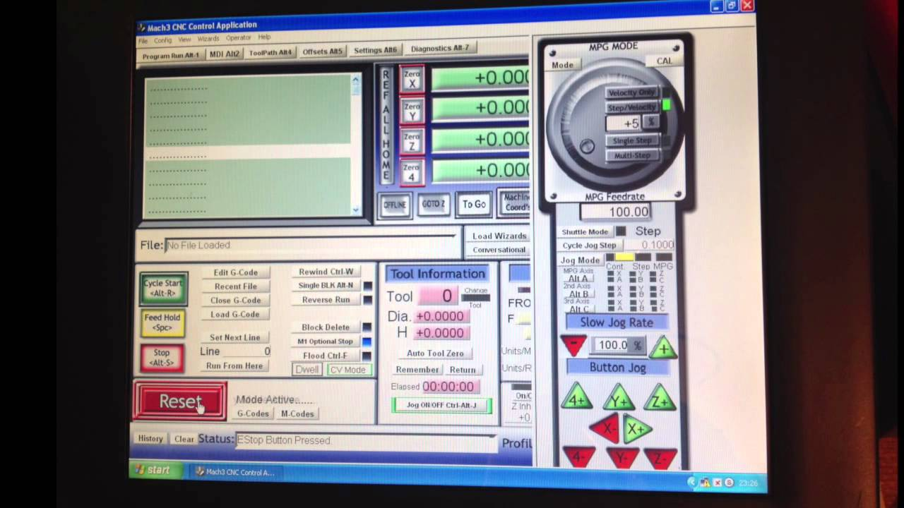 Mach3 cnc control software for windows 32 bit systems - Mach3 Cnc Control Software For Windows 32 Bit Systems 59
