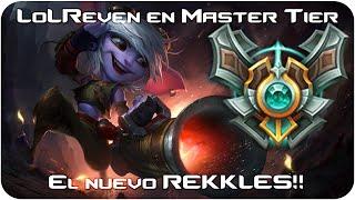 RANKED Master 270p - REVEN ES EL NUEVO REKKLES