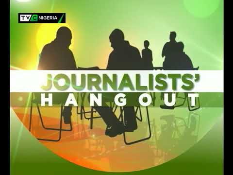 Journalists' Hangout 13th 2018