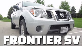 2018 Nissan Frontier Crew Cab SV V6 // Detailed Review and Test Drive