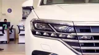 Обзор НОВОГО Volkswagen Touareg 2018 от Автоцентр Сити Каширка