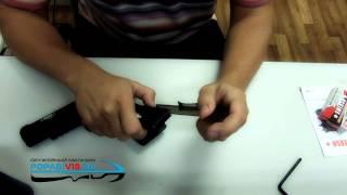 видео Пневматический пистолет Smersh H60 (Sig Sauer GSR)