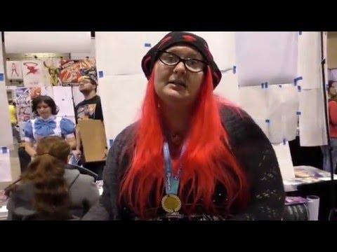 Hatcore - Kamicon 2016 Artist Interview