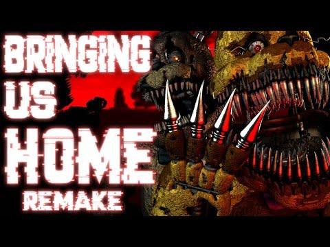 [SFM FNaF] Bringing Us Home - FNaF 4 Song by TryhardNinja : Remake