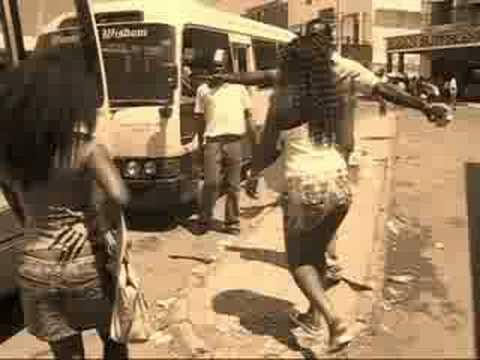 downtown Kingston Jamaica