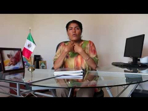 Mensaje Diputada Federal Eufrosina Cruz Mendoza streaming vf