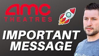 A POWERFUL MESSAGE ABOUT AMC STOCK AND STOCKHOLDERS