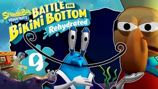 Die KILLERGARNELE 🧽 SPONGEBOB: BATTLE FOR BIKINI BOTTOM REHYDRATED #9