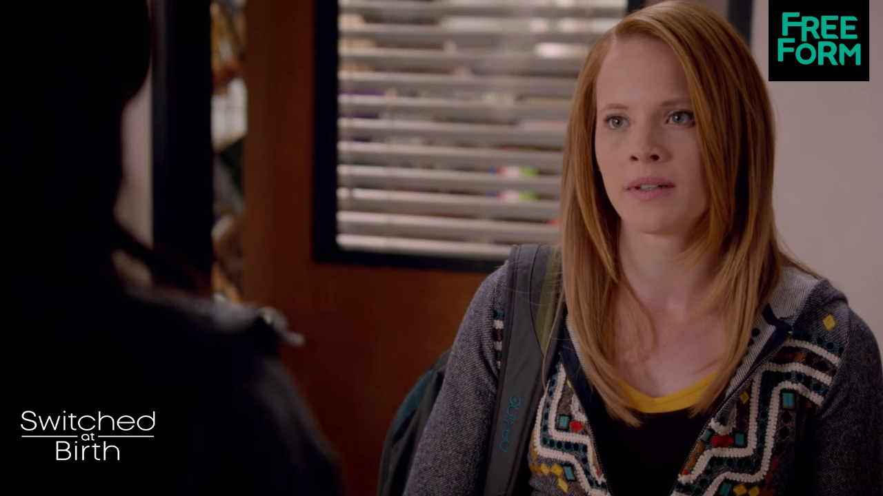 Switched at Birth   Season 3: Episode 7 Clip: Protective Friends   Freeform