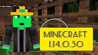 DESCARGAR MINECRAFT 1.14.0.50 APK MF LINK DIRECTO