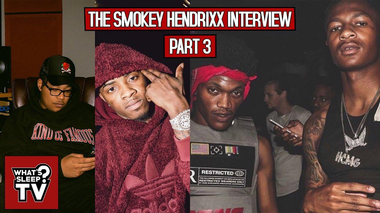 Smokey Hendrixx Talks Producing For Dee Mula, Luh Stain, SB Cain & Meeting 'Hendrixx Smoke'