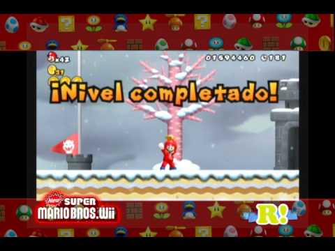 New Super Mario Bros.Wii / Parte 9 / Climas Tropicales