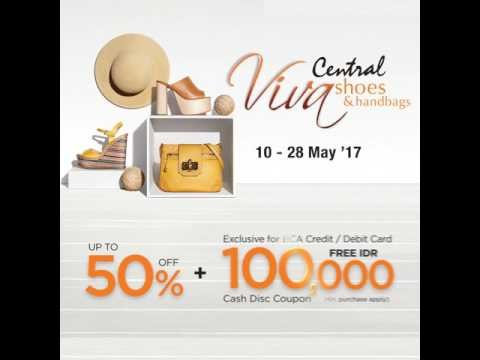 Central Viva Shoes and Bags
