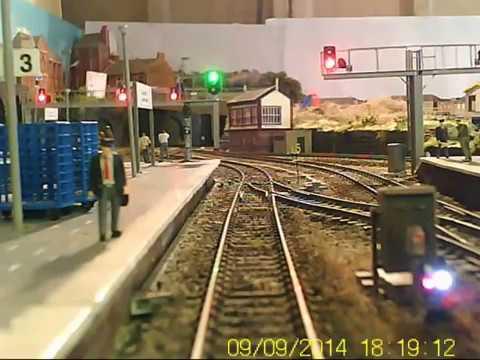 OO British model Railway layout FULL TOUR