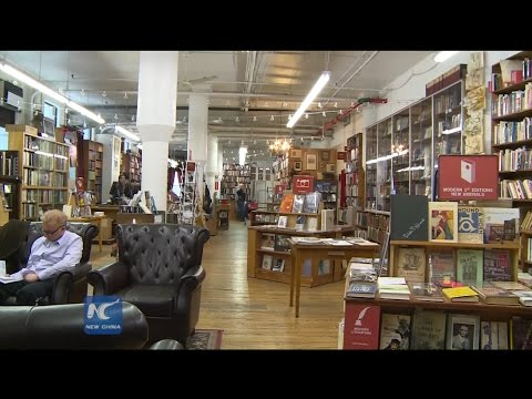 [World Book Day] The Strand, where used books are loved
