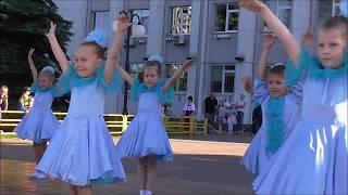 Gambar cover зла хмаринка детский танец злая тучка Вышгород