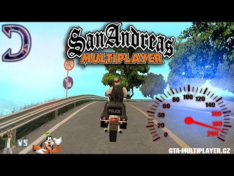 Can I do this Stunt?! Feat. G00FY (San Andreas Multiplayer)