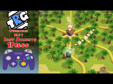 TheRunawayGuys - Overcooked - DLC 1 (The Lost Morsel) Best Moments |