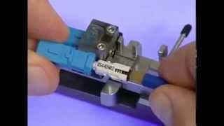 Corning Unicam SC Fiber Connector