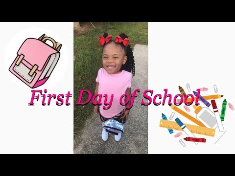 First Day of School: Headstart