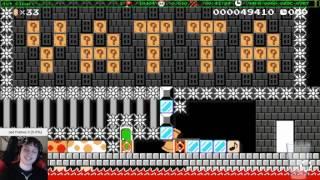 Super Mario Maker - Speedrun Levels Montage #3