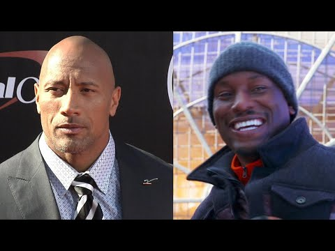 Dwayne Johnson vs. Tyrese  What's Happening With the 'Fast and Furious' Sequels and Spinoffs