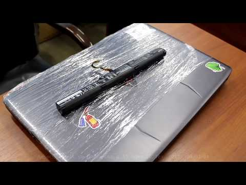 Замена батареи ноутбука Asus GL752 в Минске