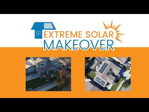 Interview with Winner of Extreme Solar Makeover 2017