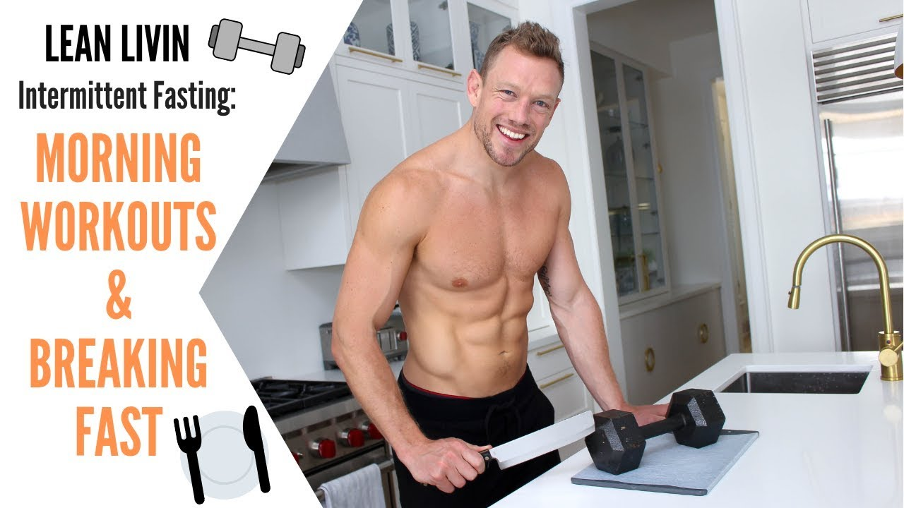 How To Intermittent Fast If You Workout In The Morning Leansquad Youtube